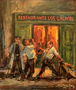 Lope Tablada Martín para Los Galayos, 1994